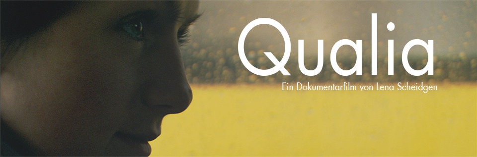 Header Qualia der Film